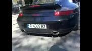 Porsche Turbo Звук В България