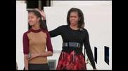 Докараха Коледната елха в Белия дом