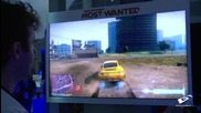 Need For Speed Most Wanted E3 2012 Speedwall Walkthrough