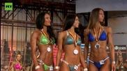 Meet Europe's Fittest Female Bodybuilders
