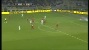 Juventus 1: 2 As Roma (hd) 23.01.2010