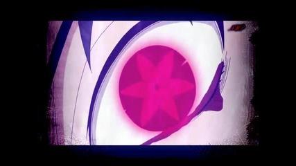 Sasuke vs Danzo -[the death of Danzo] Amv