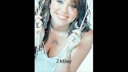 Коя има по-впечатляваща усмивка{игра 2}{момичета}{отворена}