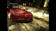 Nfs Mw Tuning Dodge Viper str10 and Gameplay
