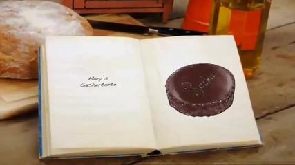 Как се прави Сахер Торта - Sacher Torte