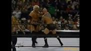 Rikishi vs. Perry Saturn - Wwf Heat 03.03.2002
