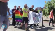 LGBT Activists Overcome Attacks to Hold 'Equality March' in Ukraine