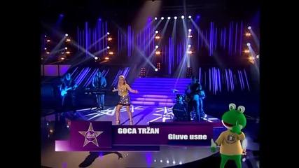 Goca Trzan - Gluve usne PINK MUSIC FESTIVAL NAJAVA