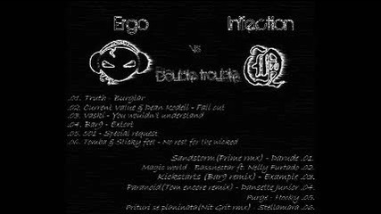 Ergo vs Infection - Double trouble