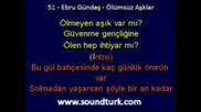 Ebru Gгјndes - Г–lгјmsгјz Asklar - (www.so