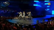 26/04 Mblaq - Y - Music Bank in Istanbul 070913