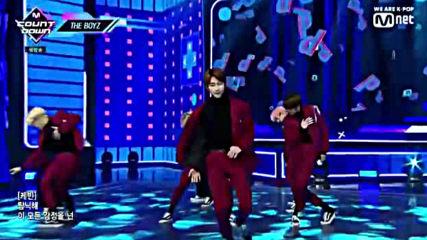 7 The Boyz - d.d.d(танцувам, танцувам, танцувам) 05.09.19,7