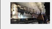 зверска катастрофа с Влак,кола, уби шестима в Ню Йорк