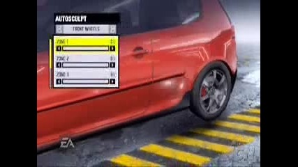 NFS Prostreet New Trailer - Social Competition