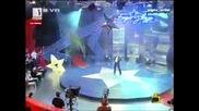 Смях Наслаждавайте Се На Невероятната Певческа Дарба - Господари На Ефира 03.12.2008