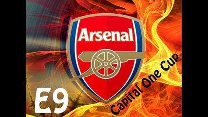 Arsenal Career Mode S1 E9 | Capital One Cup Final ! | Fifa 13