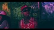 Chris Brown feat. Tyga - Snapbacks Back ( Високо Качество ) + Превод