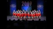 Dark Angels - Alpha Cheer & Dance Co. - Международен шампионат по Хип - Хоп Танци 2009г
