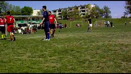 Райо Валекано 2:3 Шменти Капели (видео от мача)