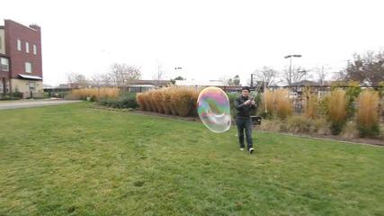 Как да си направите супер големи балони ;)