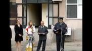Пбзн Пловдив - получаване на новите противопожарни автомобили.