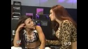 Мария & Аш & Мики - Backstage