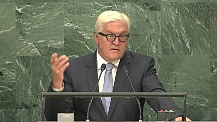 UN: If ceasefire isn't reached, Syria will be 'drowned in hail of bombs' - FM Steinmeier
