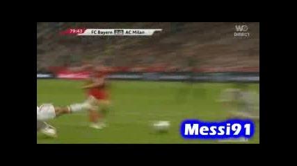 29.07 Байерн Мюнхен - Милан 4:1 Бащиян Швайнщайгер гол ! Audi cup