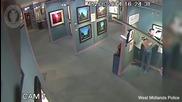 10 глупави крадци, уловени на видео