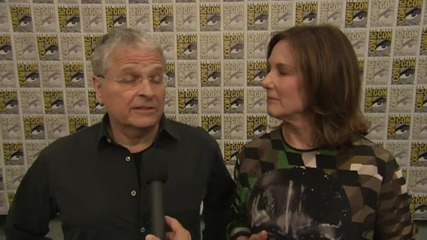 Lawrence Kasdan, Kathleen Kennedy On Making Star Wars and Loving Fans