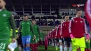 България - Беларус 1:0 /репортаж/