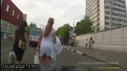 Компилация-невъзмутимите пешеходци