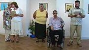 Петър Костадинов втора самостоятелна изложба