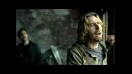 Nickleback - Saving Me