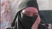 Syrian Refugees Stranded in Jordan Desert