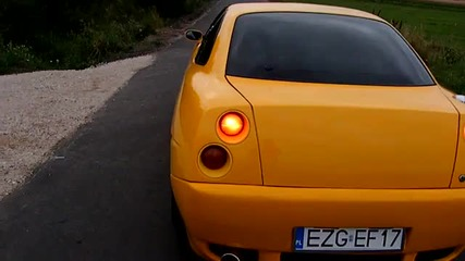 Fiat Coupe 20 Vt Blow Off by Properfekt