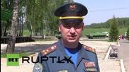 Russia: EMERCOM locates, destroys over 800 WWII-era mines