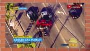 Жестоки полицейски преследвания