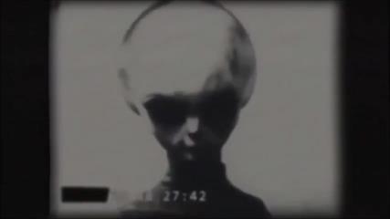Секретни кадри на извънземни