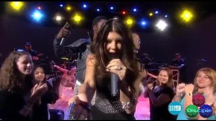 The Black Eyed Peas - Boom Boom Pow Live 2009