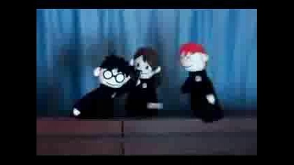 Harry Potter Puppet Pals In Тhe Mysterious Ticking Noise