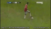 Berbatoov vkara gol za Manchester United