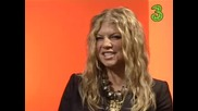 Fergie Interview With Today On 3 Live