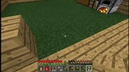 Minecraft Ep4 подобрения в къщтата