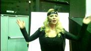 Нона Йотова за образа на Fergie - Като две капки вода (23.03.2015)