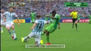 Нигерия 2 – 3 Аржентина // F I F A World Cup 2014 //
