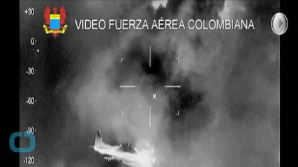 Colombian Rebels Continue Peace Talks After Air Force Bombing Raid
