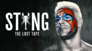 Sting: The Lost Tape premieres this Sunday on WWE Network