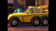 Pixar - Monsters Inc. - Mikes New Car