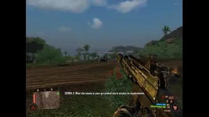 Crysis Warhead (pc) - Gameplay